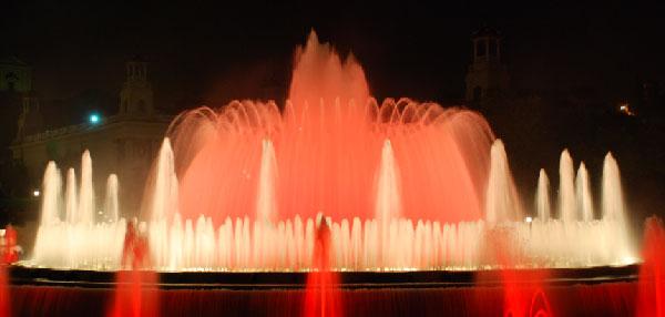 magic fountain montjuic